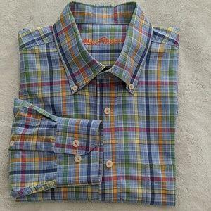 Alan Flusser Plaid Shirt